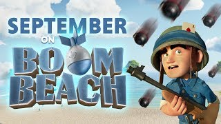 This September on Boom Beach!