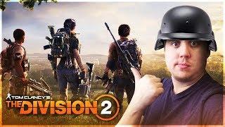 Tom Clancy's The Division 2 (1440p) - ПРОКАЧКА И КОНЕЦ СЮЖЕТА - ПОЛНОЕ ПРОХОЖДЕНИЕ #2