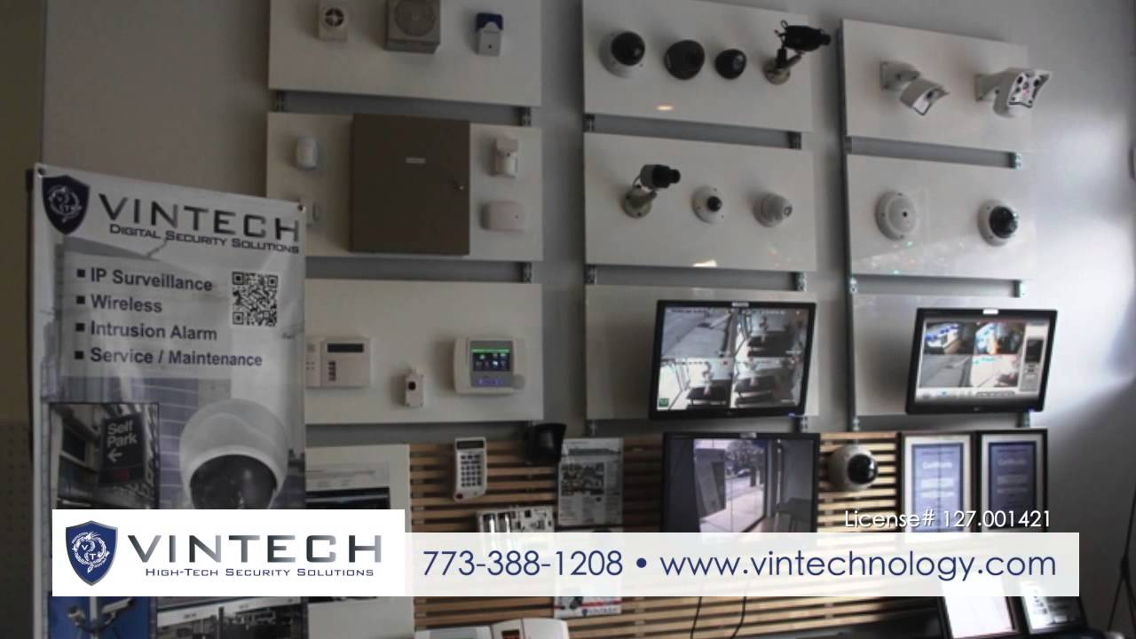 VinTech Security Systems   Security Systems   Chicago, IL