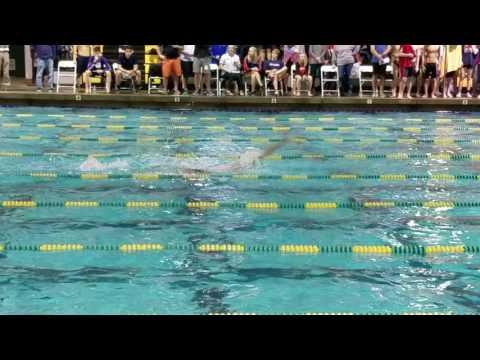 Michael Taylor beats Dynamo Pool 200 Back record