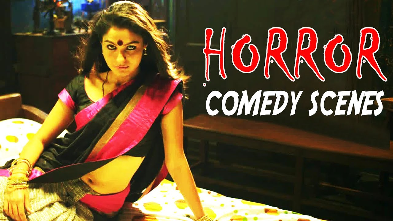 List of comedy horror films