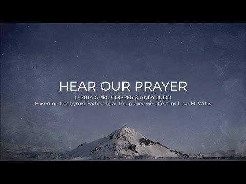 Hear Our Prayer Lyric Video // Emu Music