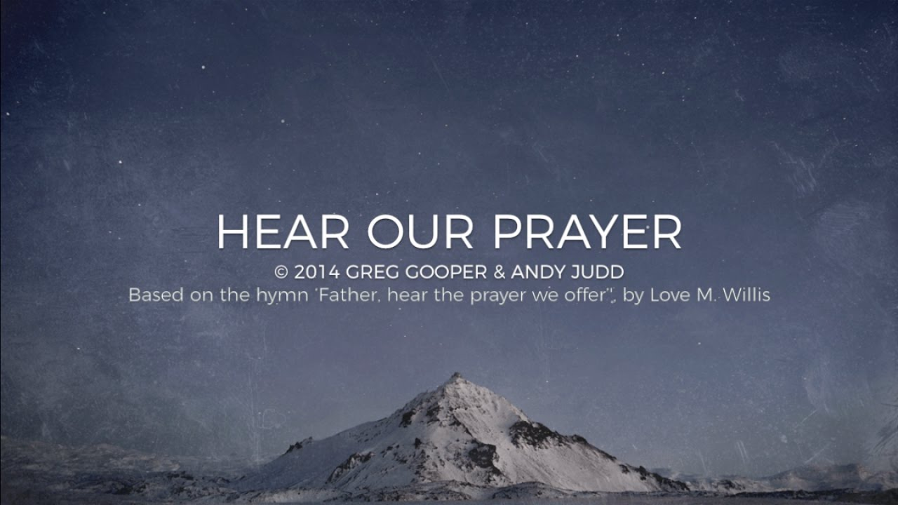 Hear Our Prayer Lyric Video Emu Music