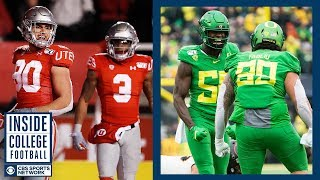 #5 Utah at #13 Oregon Preview | Inside College Football