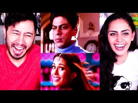 MAIN HOON NA | SRK | Sushmita Sen | Trailer Reaction!