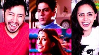 MAIN HOON NA   SRK   Sushmita Sen   Trailer Reaction!