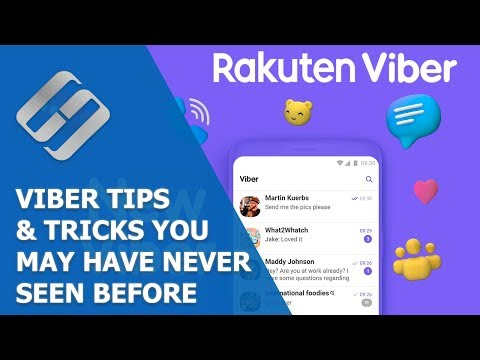 📱 Viber Tips and Tricks You May Have Never Seen Before 💬