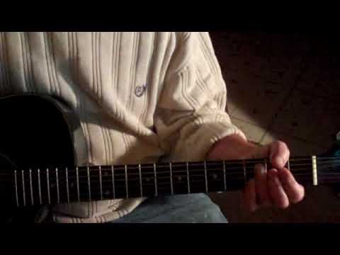 solitary man intro guitar  lesson