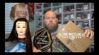 THAT WRESTLING CLUB OCTOBER 2018 UNBOXING + SPECIAL GUEST HOST!!