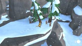Ice Age 3 : Dawn of the Dinosaurs on ATi 4870 in 720p