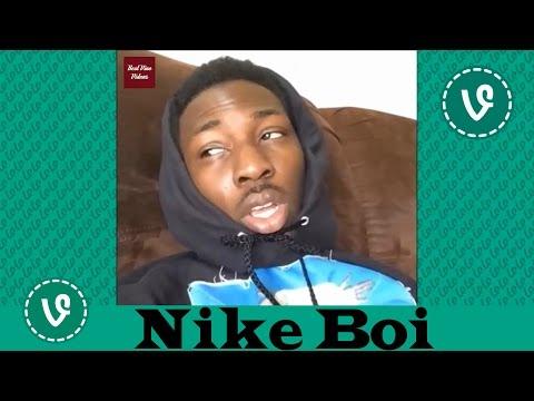 Nike Boi VINES ✔★ (ALL VINES) ★✔ NEW HD 2016