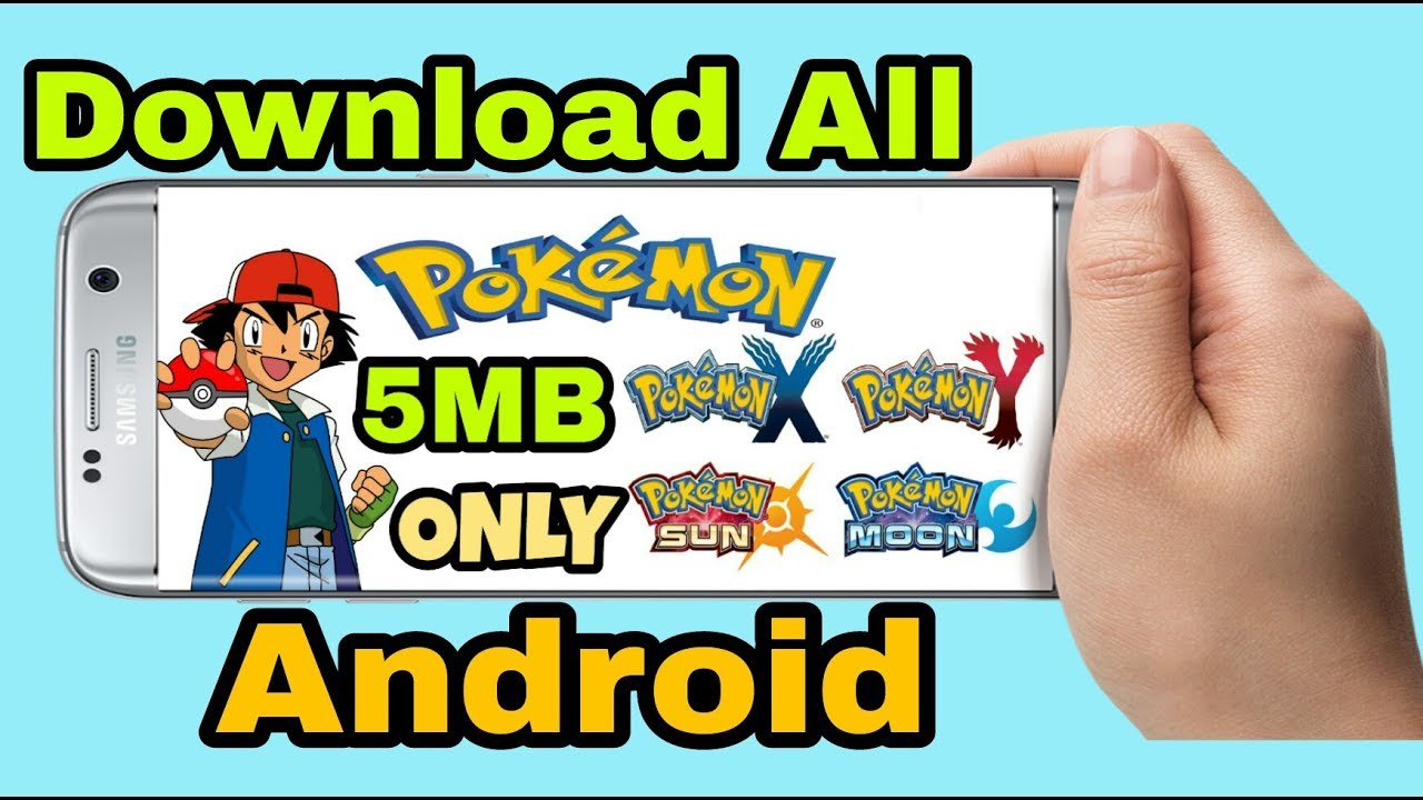 How to download all pokemon games 100% working youtube.