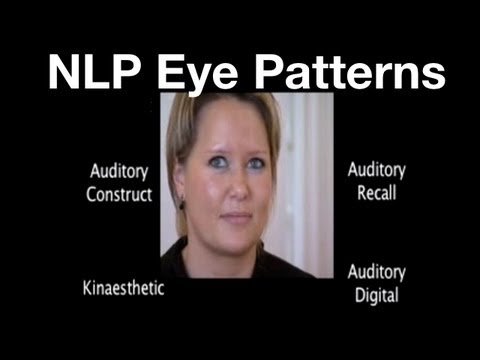 Nlp Eye Patterns Youtube