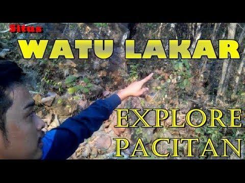 situs-watu-lakar-&-nikmatnya-sego-bungkus-godhong-jati---explore-pacitan