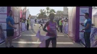 Dubai Holding Women's Run 2014 Highlights