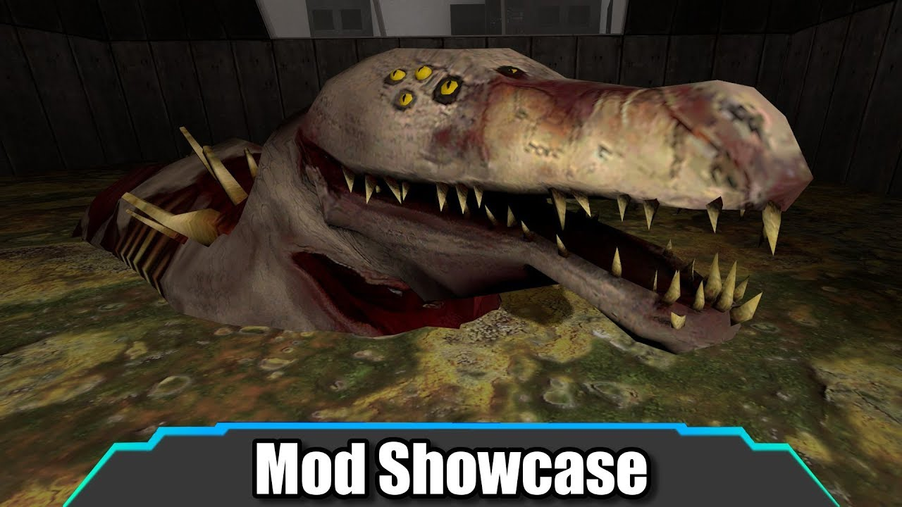 Garry's Mod | Do NOT Mess With This Thing    SCP-682 | Mod Showcase
