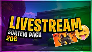 FORTNITE-NEW GIVEAWAY PACK €20 EVERY 100 LIKES//DONATION = 3x MORE CHANCE
