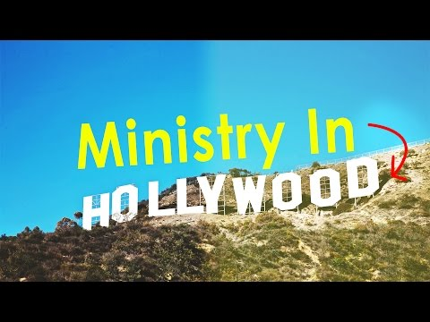 Ministry in Hollywood - Tim Storey Interview