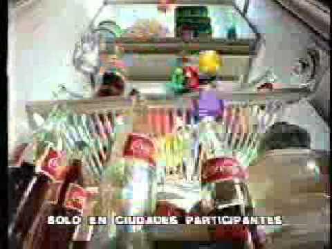 Comercial Hielocos Coca Cola 1 - Mexico