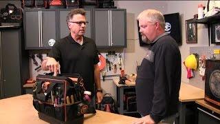Tradesman TV: Testimonial – Lighted Tool Bag