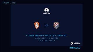 NPL R28 - Brisbane Roar Youth vs Gold Coast Knights