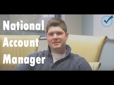 A Day In The Life Of A National Account Manager