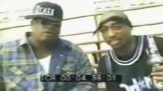2Pac rare home videos