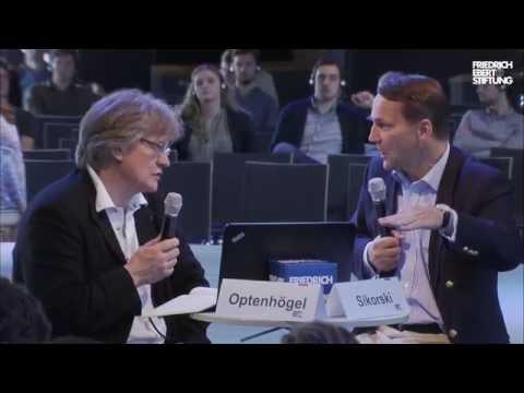 #ec16berlin: Panel mit Radek Sikorski