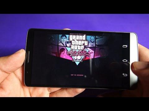 LG G3 - GTA Vice City Gameplay