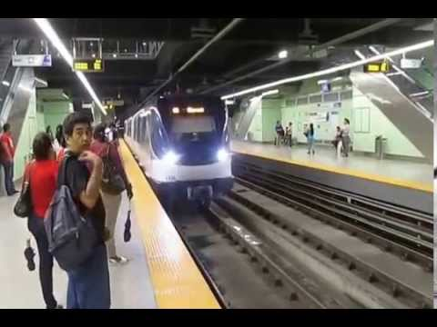 Panama City Subway: Clean, Safe, Inexpensive, and Fast!