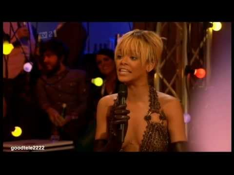 Rihanna Interview Backstage @ The Brit Awards 2012 HD