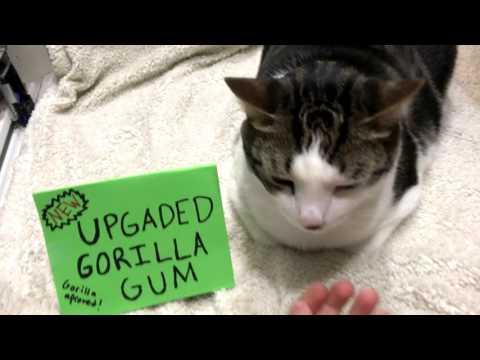 Upgraded Gorilla Gum Commercial
