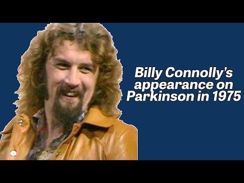 The Wife Joke - Billy Connolly's Appearance On Parkinson In 1975