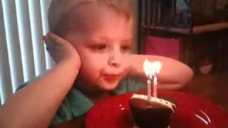 Trick Birthday Candles!