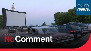 No Comment : sortie ciné au drive-in à Bordeaux