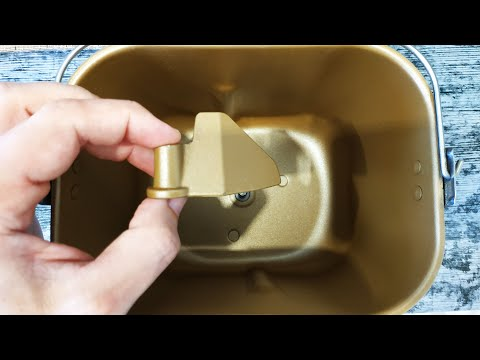 Как вытащить лопатку из хлебопечки