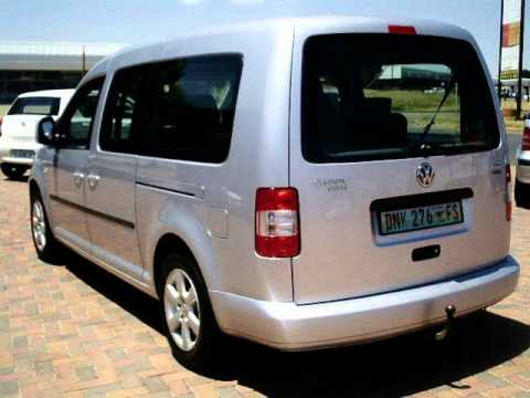 1bdc3b5dfb 2008 VOLKSWAGEN CADDY MAXI LIFE 1.9 TDi TRENDLINE Auto For Sale On Auto  Trader South Africa