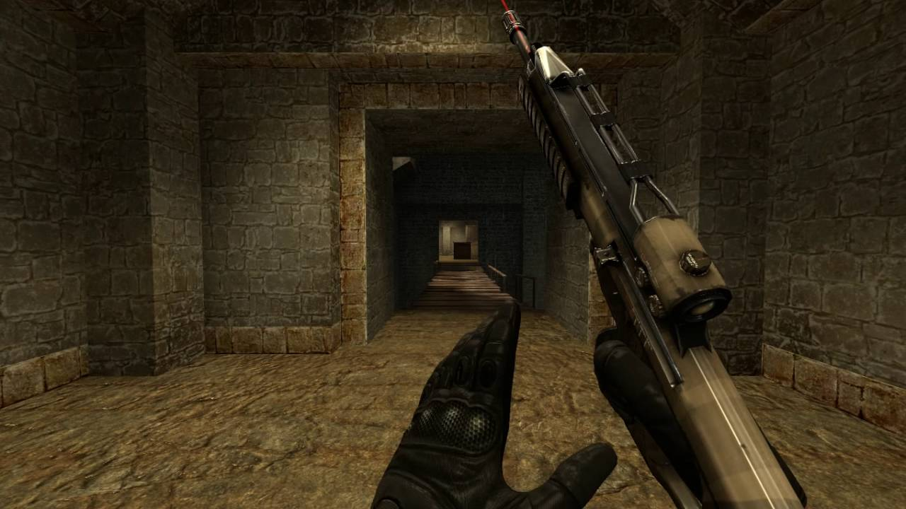 Futuristic Weapons Package Part 1 [Counter-Strike: Source