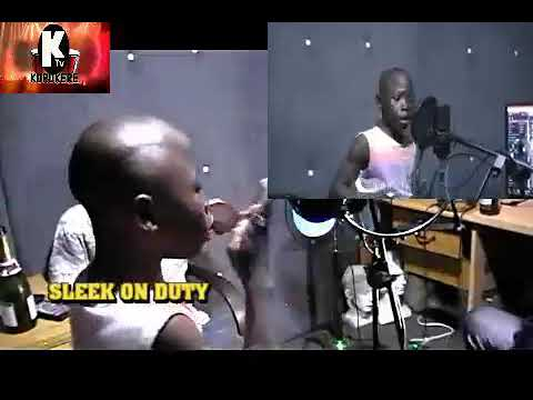 THE NEW RAPPING SENSATION IN NIGERIA NOW ISMAEL OLOKUNOLA a.k.a. LITTLE RAPPER DESTROY THE MIC @
