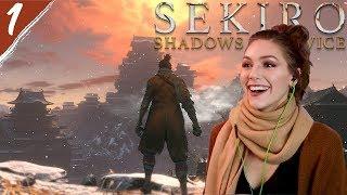The Shinobi Wolf | Sekiro: Shadows Die Twice Pt. 1 | Marz Plays thumbnail