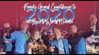 Family Grand Countdown to 2020 at RWM