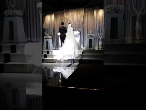 결혼식 성혼선언&재미있는 덕담 March 12, 2017 SY