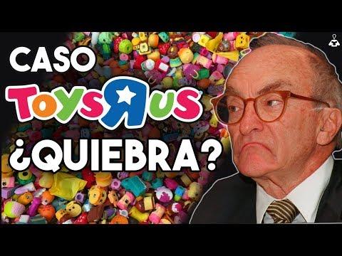 🤷 ¿Qué está Pasando con TOYSRUS? | Caso Toysrus