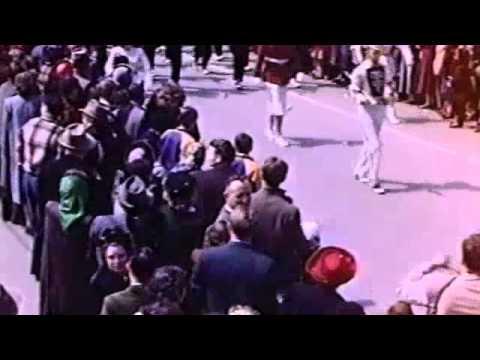 Opening the gates to Oak Ridge in 1949