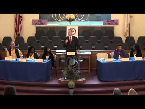 Forum on Racial Justice - February 28th, 2016