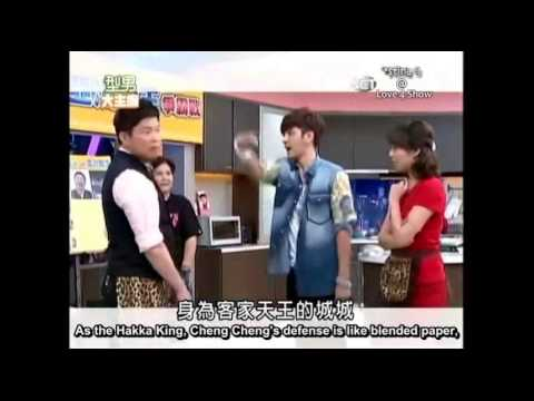 Show Lo - Stylish Chef (Cooking w/ Mom) [ENG SUB]