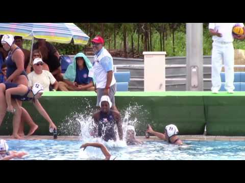 CCCAN Women's Water Polo | Puerto Rico vs. Cuba | Open