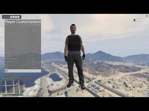 AdvancedRP, Player Customization Smooth Animations | FiveM - YouTube