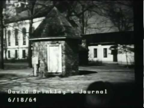 "David Brinkley's Journal - ""Election Year in Averagetown"" - Salem New Jersey 1964"