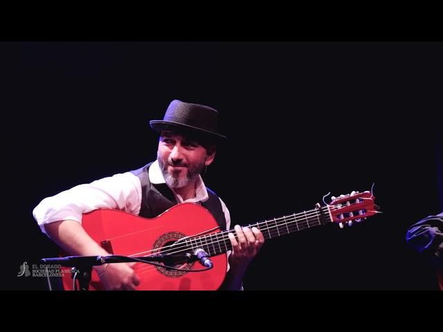 Rycardo Moreno con Victor Franco y David Domínguez - Suite  por bulerías